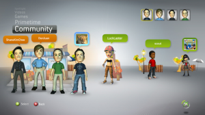 XBox Live avatars