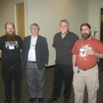 Brian Green, Richard Bartle, Randy Farmer, Pavel Curtis