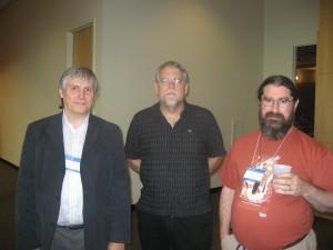 Richard Bartle, Randy Farmer, and Pavel Curtis