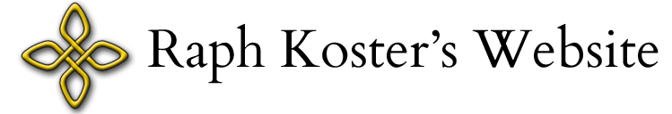 Raph's Website