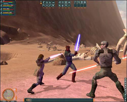 A Jedi Saga – Raph's Website