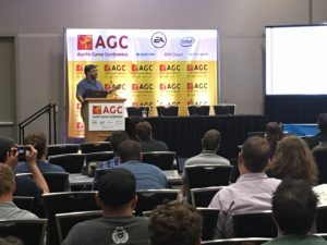Photo credit Austin Game Conference